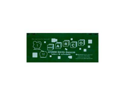 miniarco-tablero-de-actividades-verde