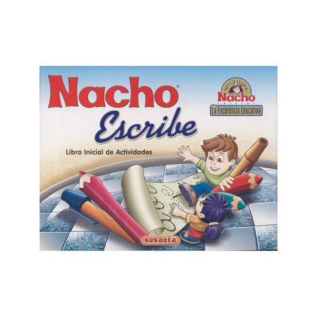 Cartilla nacho lee y escribe pdf