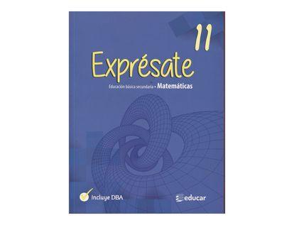 expresate-matematicas-11-2-9789580517085