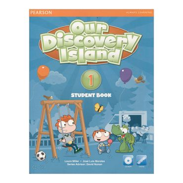 our-discovery-island-1-student-book