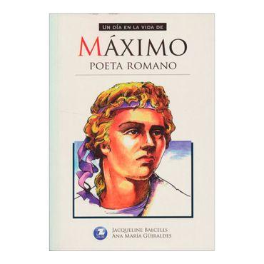 un-dia-en-la-vida-de-maximo-poeta-romano