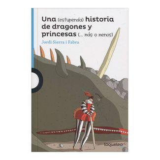 una-estupendahistoria-de-dragones-y-princesas-mas-o-menos
