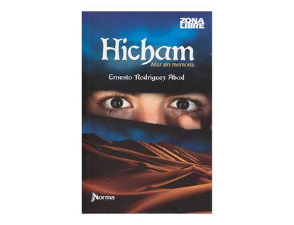 hicham-mar-sin-memoria