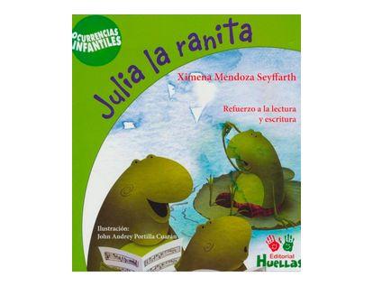 julia-la-ranita