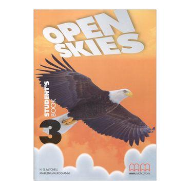 open-skies-3-student-book
