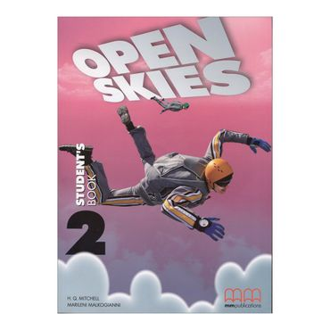 open-skies-2-student-book