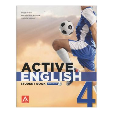 active-english-4-student-book
