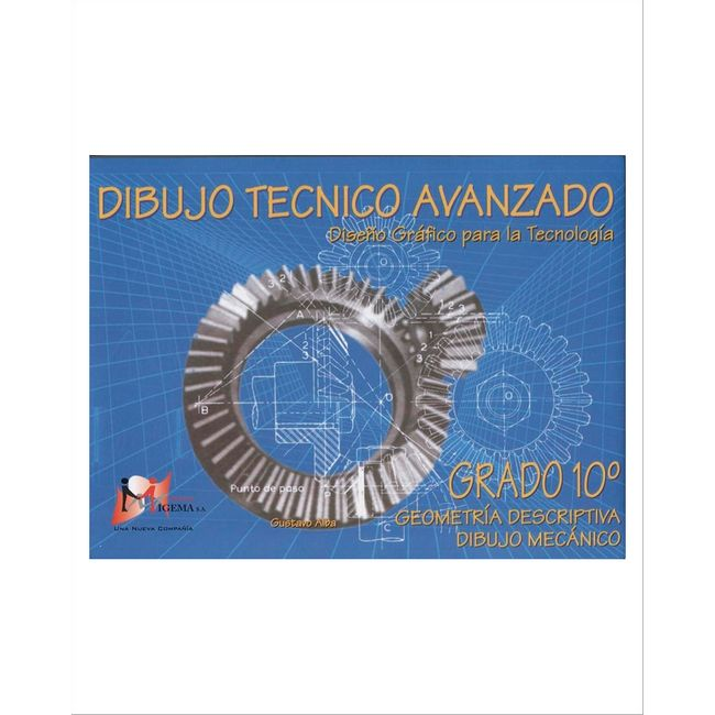 130e08c3a71 Dibujo técnico avanzado 10 - Panamericana