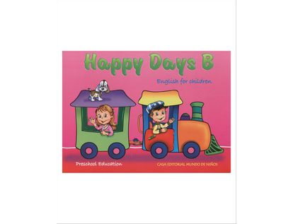 happy-days-b-english-for-children-1-9789589772164