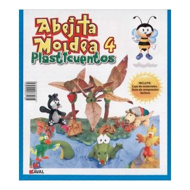 plasticuentos-abejita-moldea-4-2-9789584499530