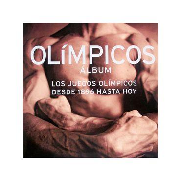 olimpicos-album-los-juegos-olimpicos-desde-1896-hasta-hoy-2-9781873913802