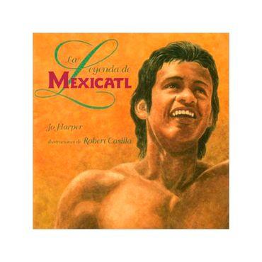 la-leyenda-de-mexicatl-2-9781890515225