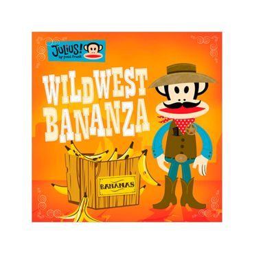 julius-wild-west-bananza-2-9780811860260
