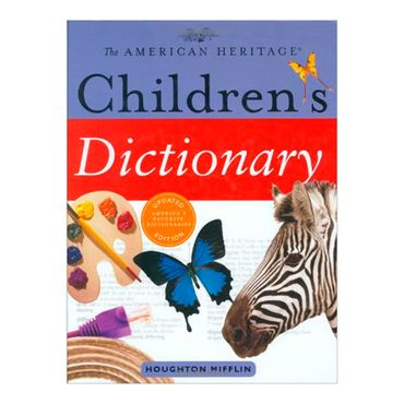 the-american-heritage-childrens-dictionary-8-9780618701407