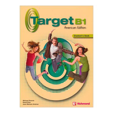 target-b1-american-edition-students-book-1-7506009834286