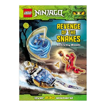 lego-ninjago-revenge-of-the-snakes-activity-book-2-9781409314097