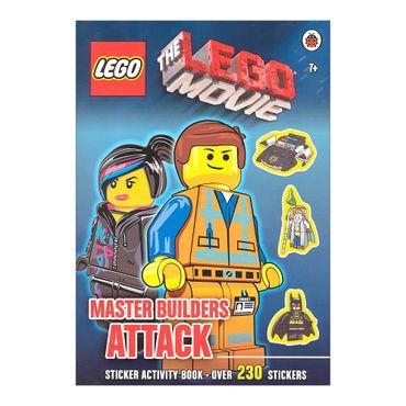 the-lego-movie-master-builders-attack-sticker-book-8-9780723291091