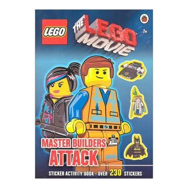 the-lego-movie-master-builders-attack-sticker-book-8-9780723291091