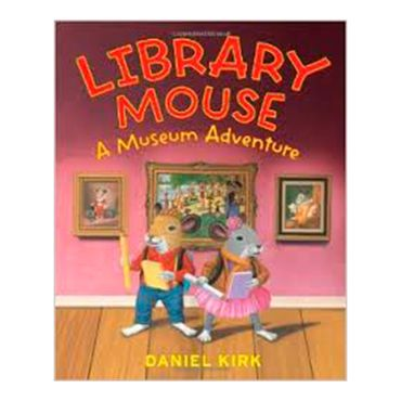 library-mouse-a-museum-adventure-4-9781419701733