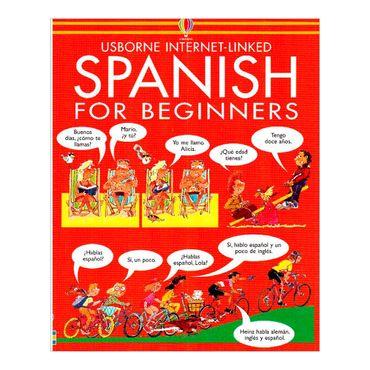 spanish-for-beginners-8-9780746000588
