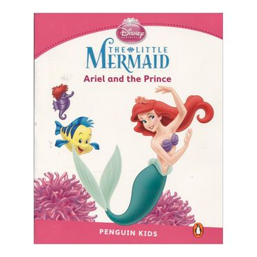 the-little-mermaid-ariel-and-the-prince-penguin-kids-reader-level-2-l-9781408288177