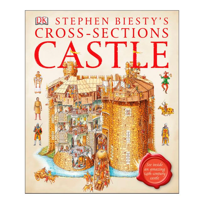 Cross-sections Castle
