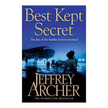 best-kept-secret-clifton-chronicles-8-9780330517942