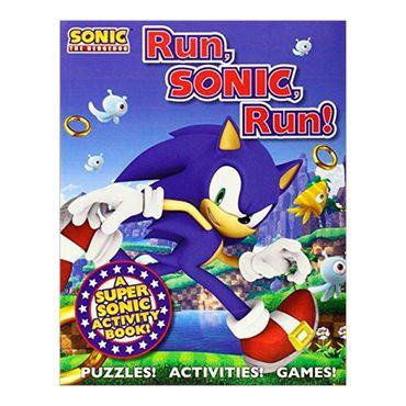 run-sonic-run-1-9781447246220