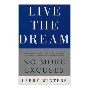live-the-dream-no-more-excuses-4-9781455513628