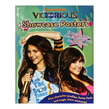 victorious-showcase-posters-1-9781445497457