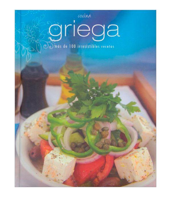 Cocina Griega Más De 100 Irresistibles Recetas