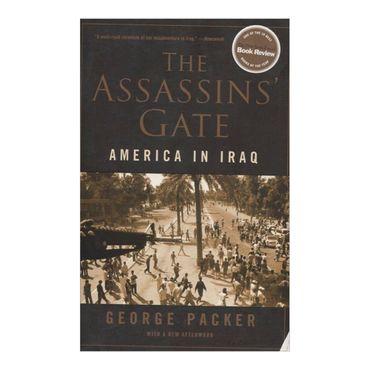the-assassins-gate-america-in-iraq-8-9780374530556