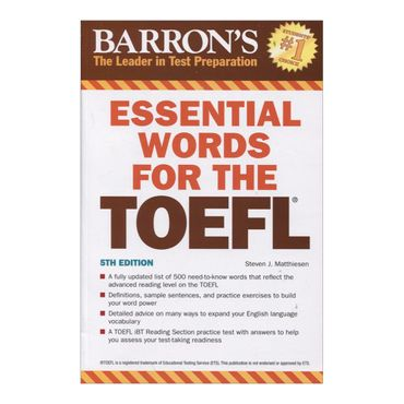 essential-words-for-the-toefl-5th-edition-8-9780764144776
