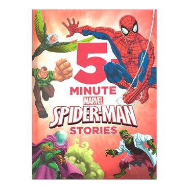 5-minute-spiderman-stories-4-9781423177869