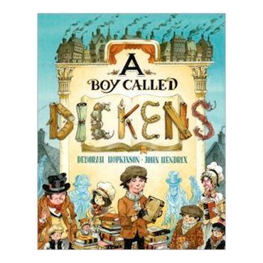 a-boy-called-dickens-8-9780375867323