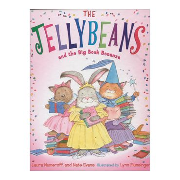 the-jellybeans-and-the-big-book-bonanza-8-9780810984127