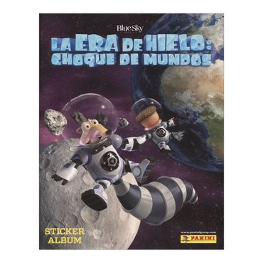 album-la-era-de-hielo-choque-de-mundos-2-8018190075953