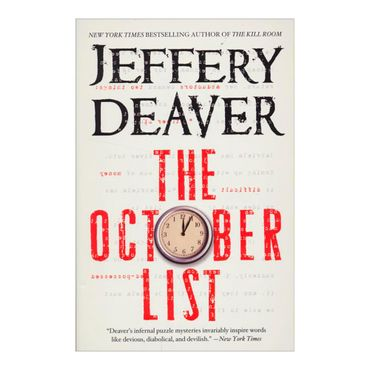 the-october-list-4-9781455553396