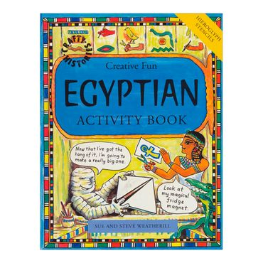 egyptian-activity-book-8-9780764134142