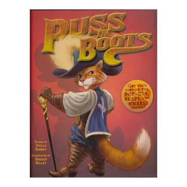 puss-in-boots-8-9780764164859