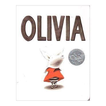 olivia-8-9780689874727