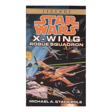 star-wars-x-wing-rogue-squadron-8-9780553568011