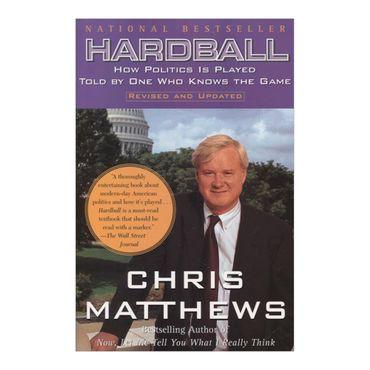 hardball-8-9780684845593