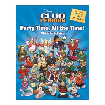 party-time-all-the-time-4-9781409390626