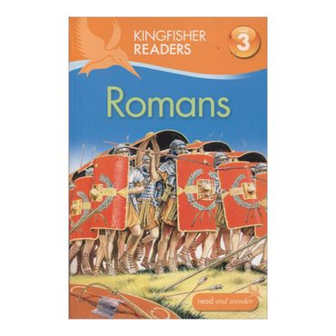 romans-kingfisher-readers-level-3-8-9780753430606