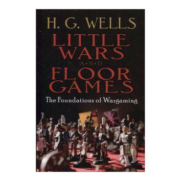 little-wars-and-floor-games-8-9780486784762
