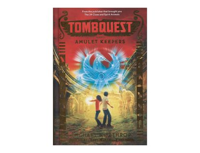 amulet-keepers-tombquest-2-8-9780545723398