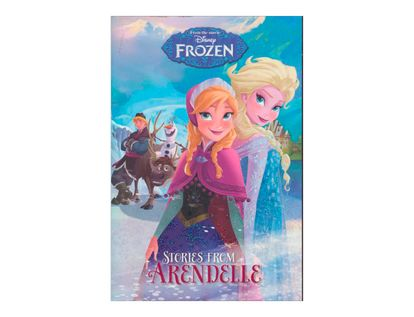 stories-from-arendelle-disney-frozen-9781472396495
