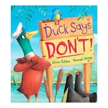 duck-says-dont-9781561487455