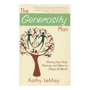 the-generosity-plan-9781582702346